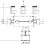 SYR 6610 BA - Sprängskiss